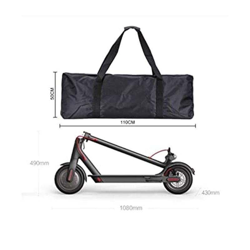 Bag till el-sparkcykel